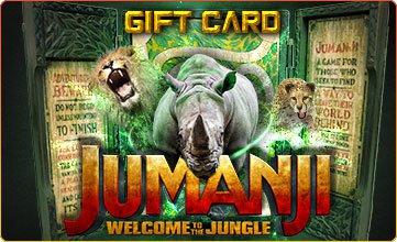 Gift Card Jumanji